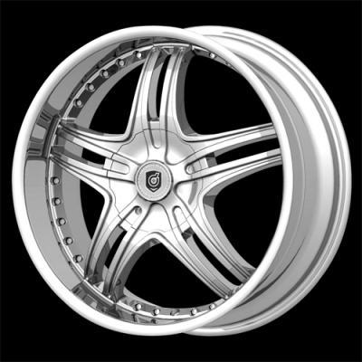 DS09 Chrome Tires