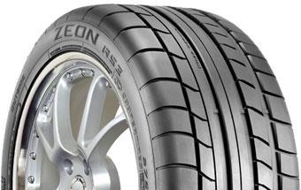 Zeon RS3 Tires